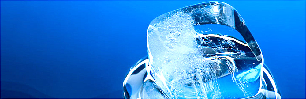 hielo congelador