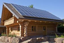 Neveras alimentadas con energía solar fotovoltaica.